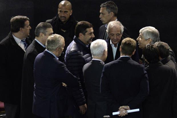 Los dirigentes acordaron mantener el reparto de dinero de la temporada pasada