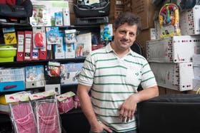 Gabriel Cortese pasó de un negocio real a uno virtual, y lo prefiere