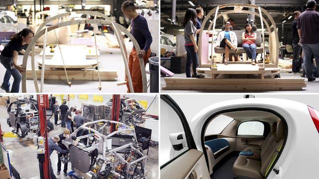 Así se creó el primer prototipo de vehículo autónomo de Google, el Firefly