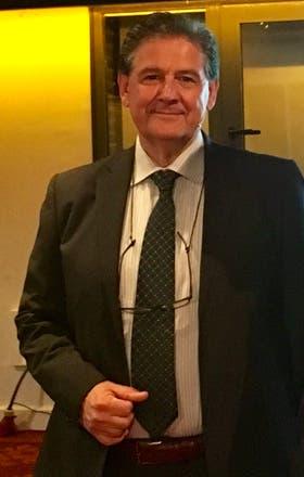 Luciano Ammenti, director de tecnologías de la información de la Biblioteca del Vaticano