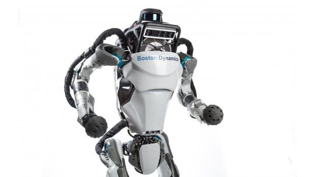 Ingenieros consiguen que robot Atlas pueda dar saltos mortales