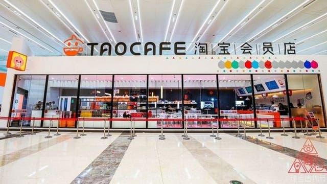 Tao Café es una cafetería sin cajeros que usa el reconocimiento facial para identificar al comprador