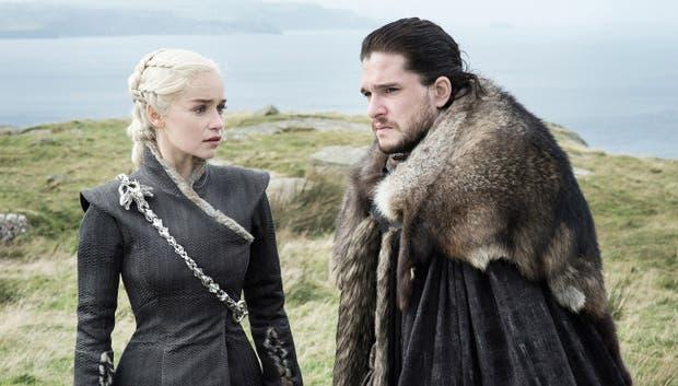 Daenerys y Jon, ¿aliados?