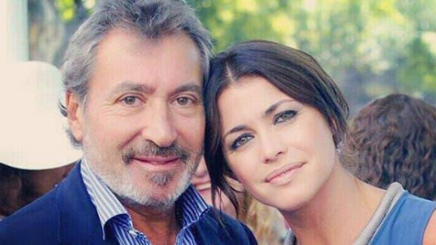 Pamela David habló de su amor por Daniel Vila