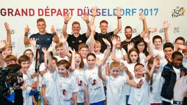 El Tour de Francia partirá desde Düsseldorf