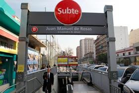 Juan Manuel de Rosas, la nueva última estación de la línea B