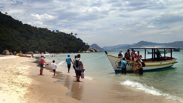 Ilha do Campeche, en Florianópolis