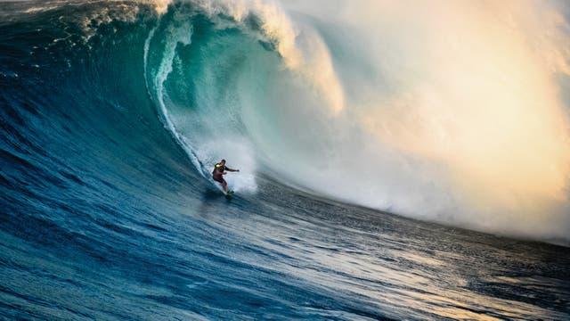 Por sus increíbles olas, hAwÁi es un paraíso para los surfistas.