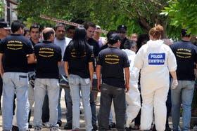 El cuádruple crimen en La Plata, el último caso resonante de femicidio