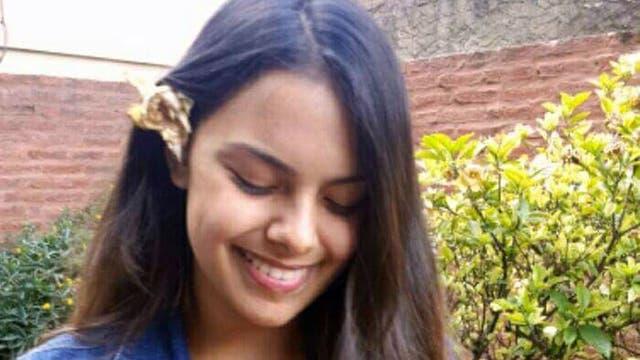 """El segundo detenido por el crimen de Anahí """"afirma no conocer"""" a la adolescente asesinada"""