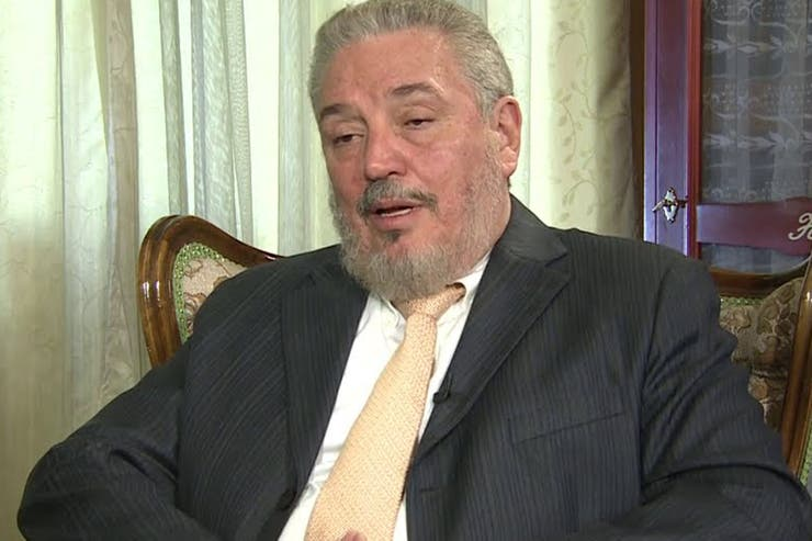 Fidel Castro Díaz-Balart murió hoy, a los 68 años