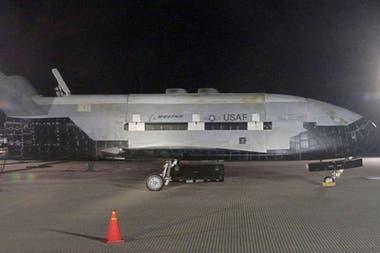 El pequeño avión espacial es mucho más económico que un satélite
