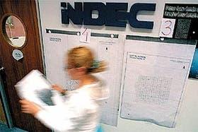 En el Indec se trabajó a toda prisa para dar a conocer los resultados; algunos de ellos sorprendieron