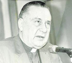 Ogñenovich lideró la campaña en contra del la Ley del divorcio