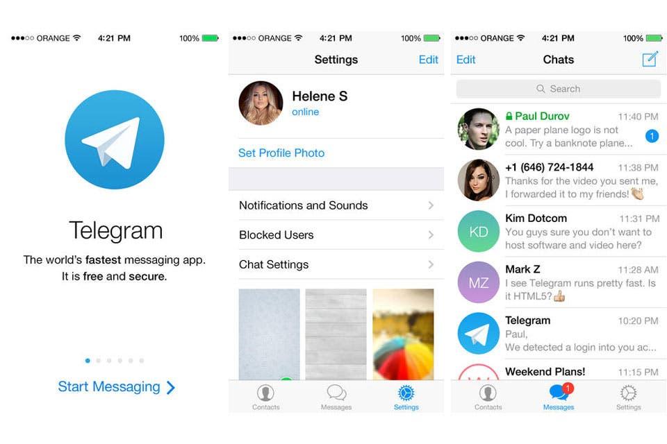Qué es Telegram, el chat que busca su lugar entre los mensajeros instantáneos