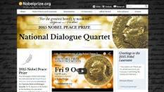 Nobel de la Paz para el Cuarteto de Diálogo Nacional de Túnez