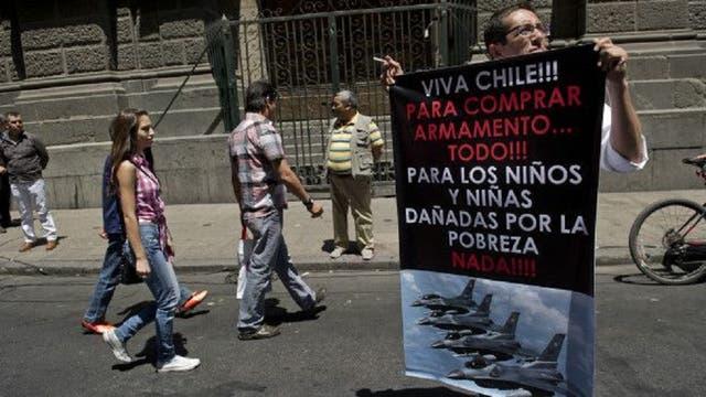 Pese a ser un país de ingresos altos, la desigualdad persiste en Chile.