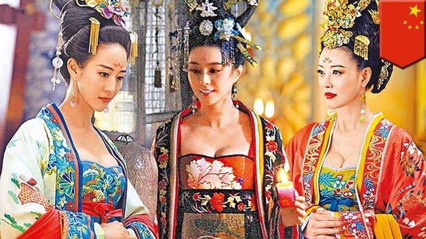'La emperatriz de China'