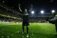 """Agustín Orion, tras su noche de gloria: """"Mi sentido de pertenencia a Boca se hace más grande"""""""