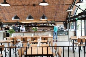 5 nuevos lugares con diseño para ir a comer