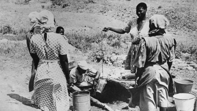 Seretse debía volver a Bechuanalandia y liderar la tribu Bamangwato