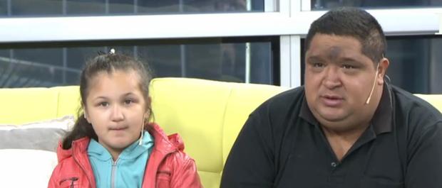 Luciana Pelozo tiene 8 años y necesita 300 mil pesos para tratar una enfermedad cerebral
