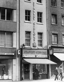 Fundada en 1856, la empresa británica Stanley Gibbons está especializada en rarezas filatélicas.