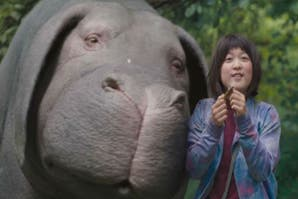 Okja, una película que va al matadero