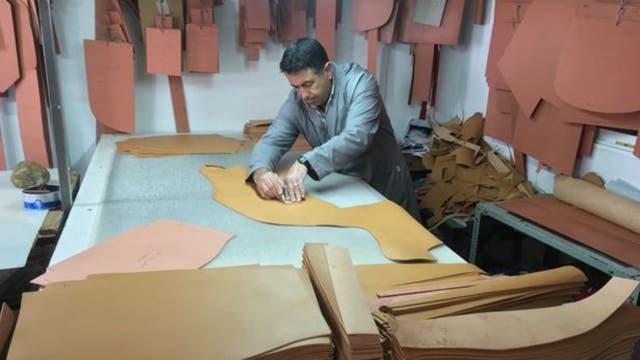 Elaborar un producto a mano significa que cada uno será ligeramente diferente.