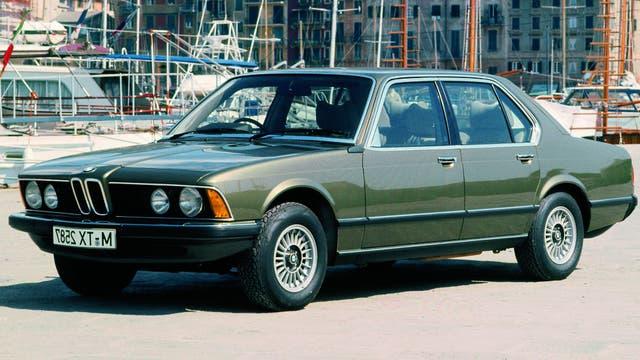 BMW Serie 7 Generación I