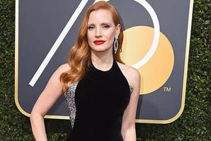 Globos de oro 2018: los mejores looks en total black