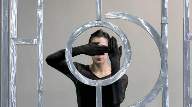 Obra del artista argentino Osías Yanov
