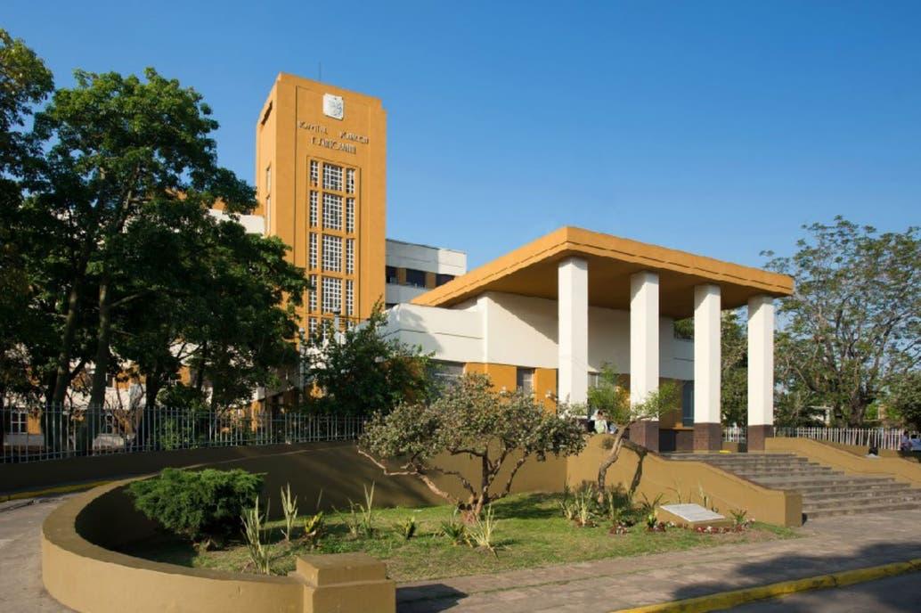 Tiros, persecución y muerte en el hospital Santojanni