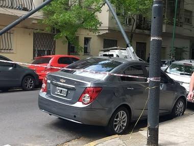 Tras un llamado a la línea de emergencia 103 los vecinos alertaron a la policía