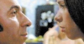Javier Lombardo y Victoria Onetto, integrantes del sólido elenco