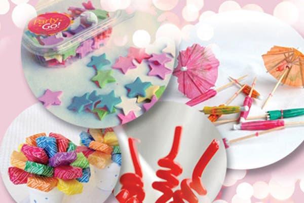 Todos los productos son artesanales y personalizados. Foto: Fotos: Gentileza Party Go!