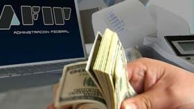 Gracias al blanqueo, se sobrecumplió la meta fiscal del trimestre