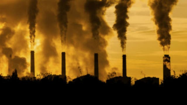 Las emisiones contaminantes baten récord cada año