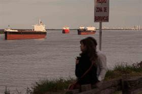 El informe de la Bolsa de Comercio de Rosario proyecta menores costos con mayor profundidad del río