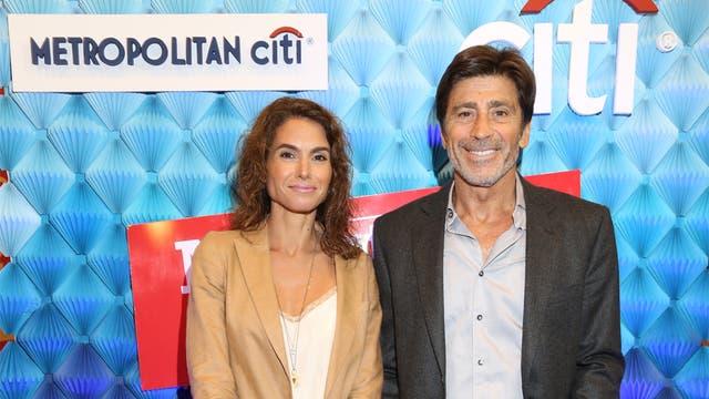 Florencia Raggi y Nicolas Repetto.