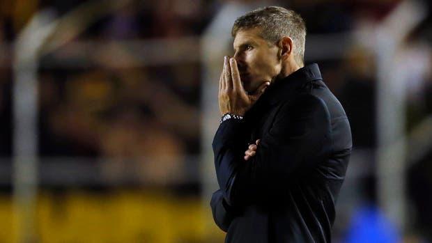 Me disculpo, soy el principal responsable de la derrota — Martín Palermo