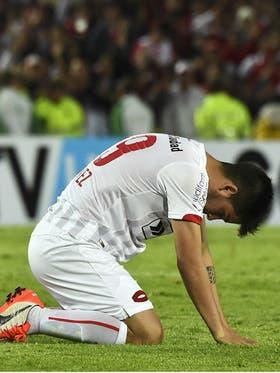La caída de Independiente