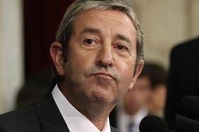 El ex vicepresidente, Julio Cobos