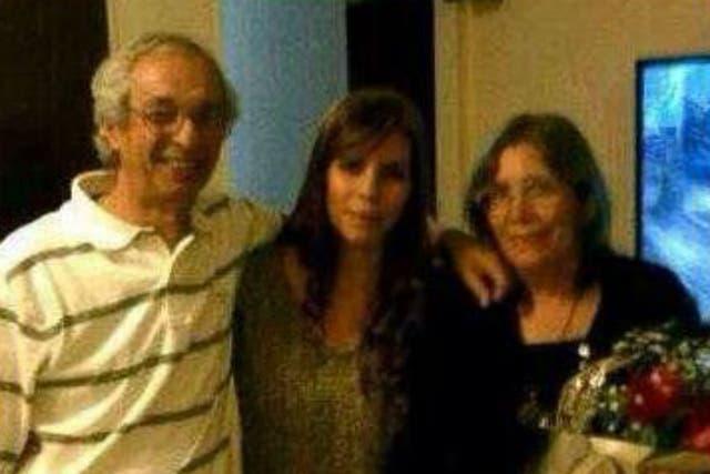 Juan Natalio Pennice (73) y Ana Rizzo (71)