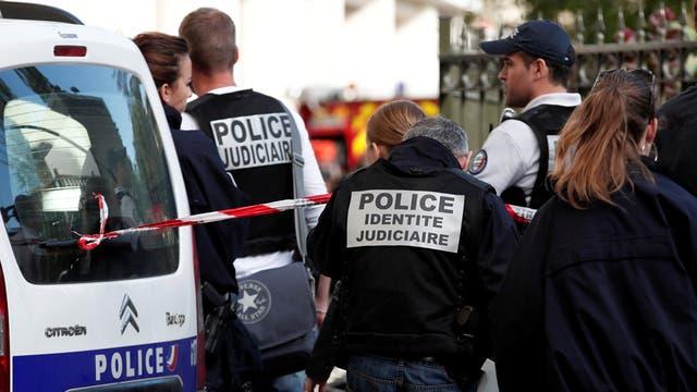 El ataque se produjo cerca del edificio de la municipalidad de Levallois-Perret