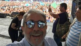 Aníbal Fernández, salpicado por el FIFAgate