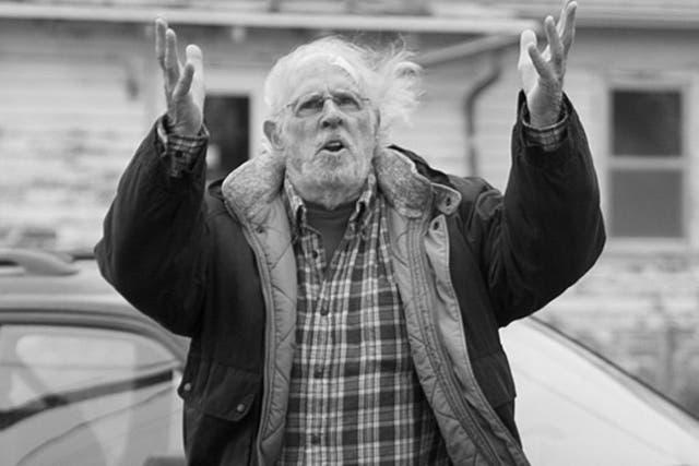 Bruce Dern, el protagonista excluyente de Nebraska, la nueva película de Alexander Payne