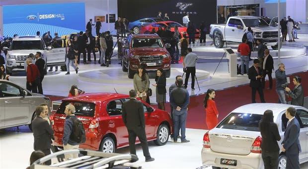 Ayer, en La Rural, el Salón del Automóvil abrió sus puertas a la prensa; hoy se estrenará para el público