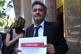 Juan Carlos Vasco Martínez, director ejecutivo de la Asociación de Supermercadistas Unidos