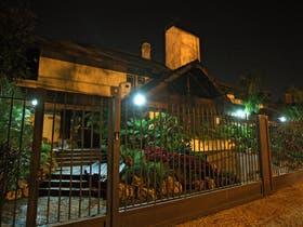 La casa que Milani compró en La Horqueta, en 2010, y que declaró en un millón y medio de pesos